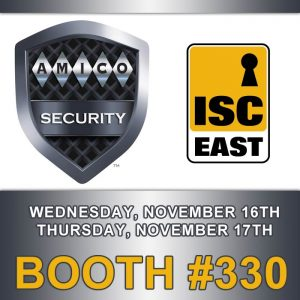 Visit AMICO Security at ISC East This Week!